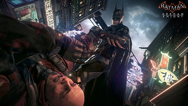 Batman Arkham Knight 02