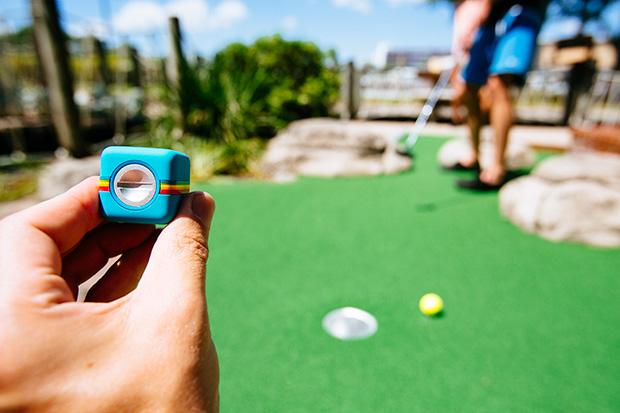 Polaroid Cube+ Mini Golf