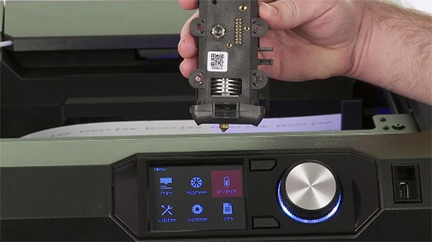 Makerbot Extruder