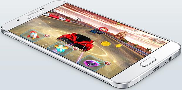 Samsung Galaxy A8 Flat
