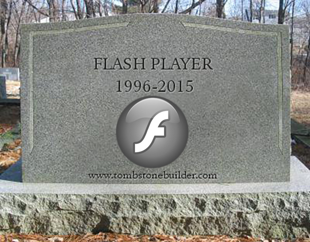 Flash Tombstone