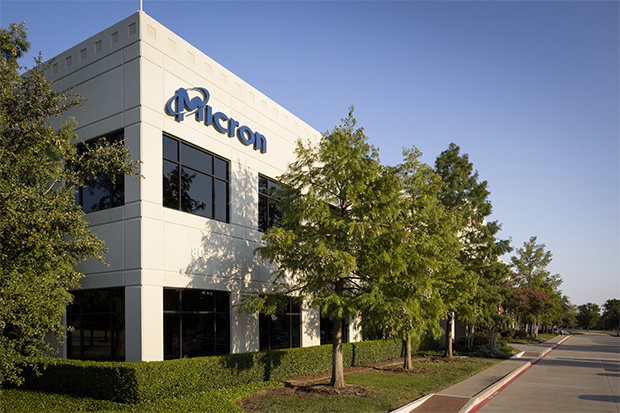 Micron in Allen, Texas