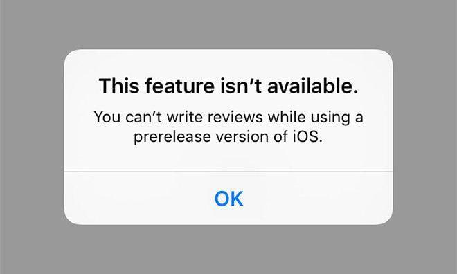 iOS 9 App Reviews