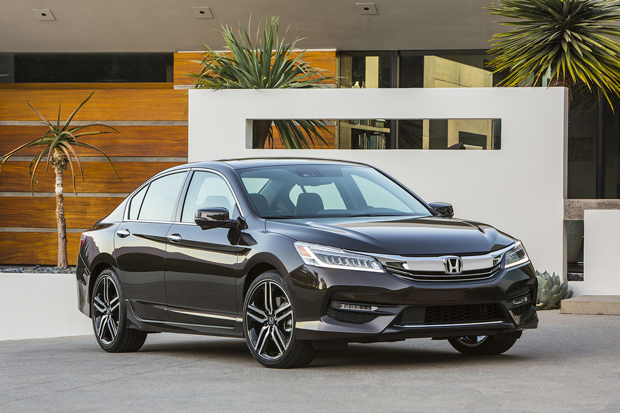 2016 Honda Accord CarPlay