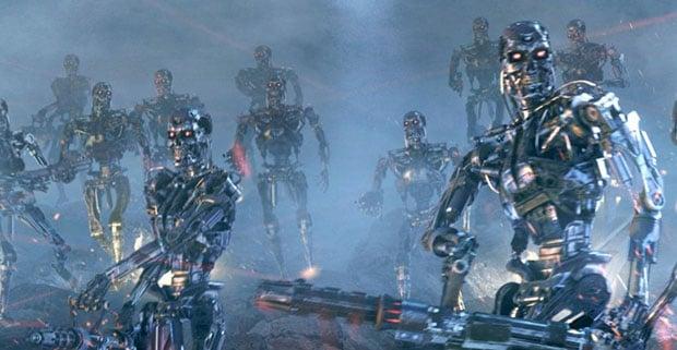 Skynet Terminators