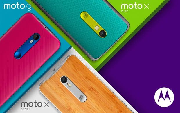 Motorola Moto 2015