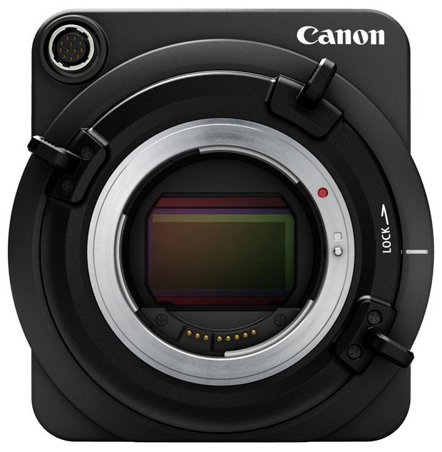 Canon ME20F SH Camera front
