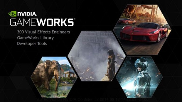 gameworks effects