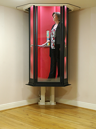 Star trek esque turbolift elevator could aid those with Two story elevator cost