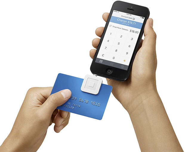 credit card machine cell phone adapter