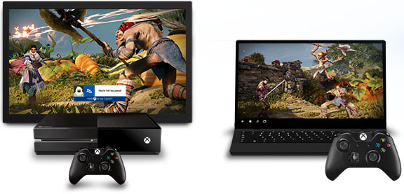 Xbox One Windows 10 Support