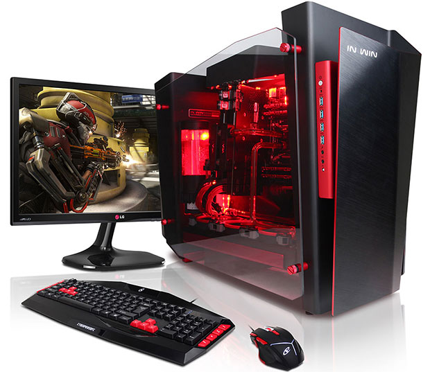 CyberPower PC Luxe