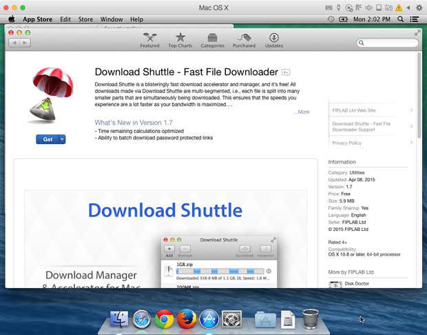 Shuttle DYLD Exploit Malwarebytes