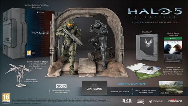 Xbox One Halo 5 Guardians Bundle