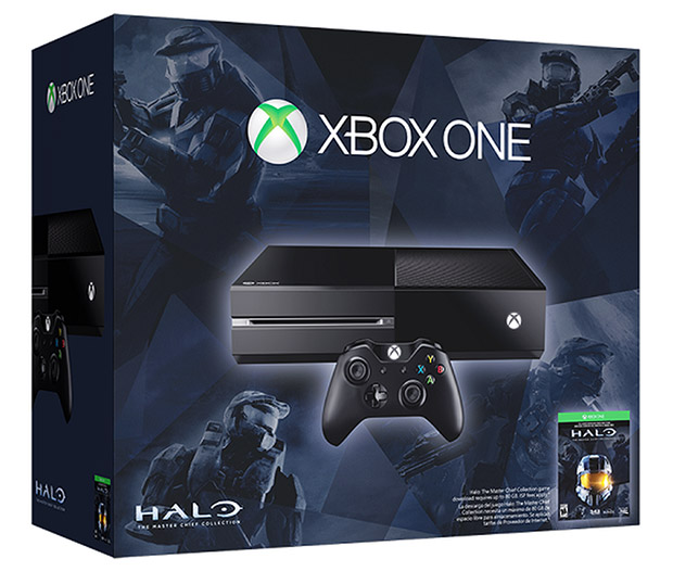 Xbox One Master Chief Collection