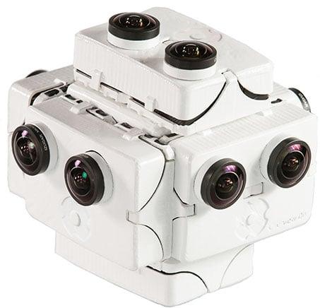 SpaceVR Camera