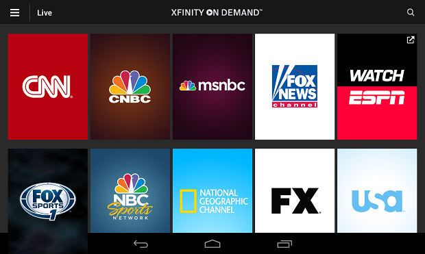 "Xfinity could be the new home for Comcast's 'Watchable"" platform"