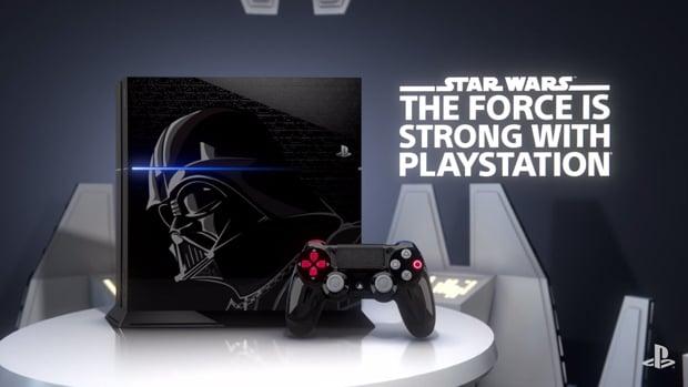 Star Wars Limited Edition PlayStation 4