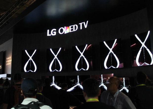 LG OLED CES 2015