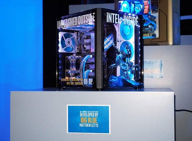 Intel IDF mods 1