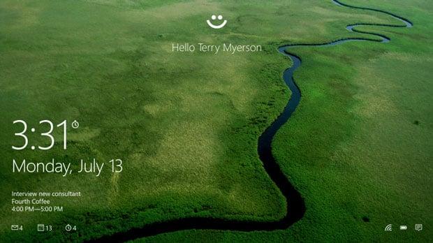 Windows10 Hello