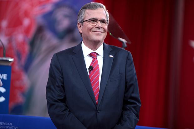 2016 Republican Presidentical Candidate Jeb Bush