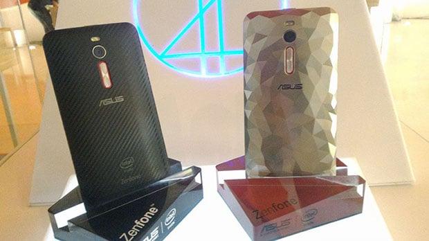 ASUS ZenFone 2 Deluxe