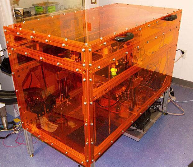 Multi material 3D Printer