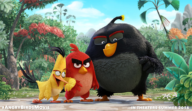 Angry Birds Movie