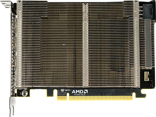 AMD Radeon R9 Nano Heatsink