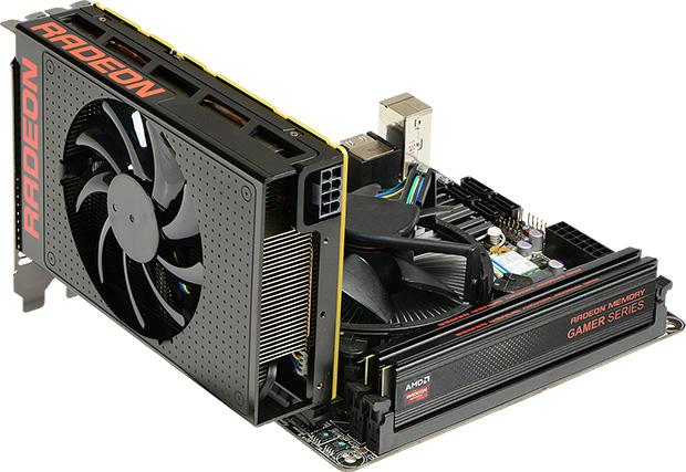AMD Radeon R9 Nano mITX