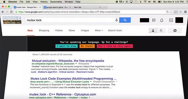 Google Programming Search