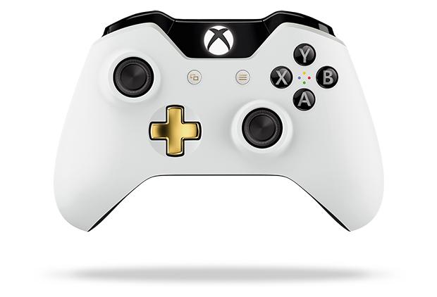 XboxOne Lunar White Controller