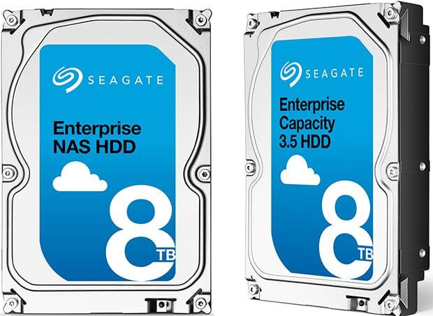 Seagate Enterprise 8TB HDD