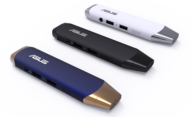 ASUS VivoStick PC 3 colors