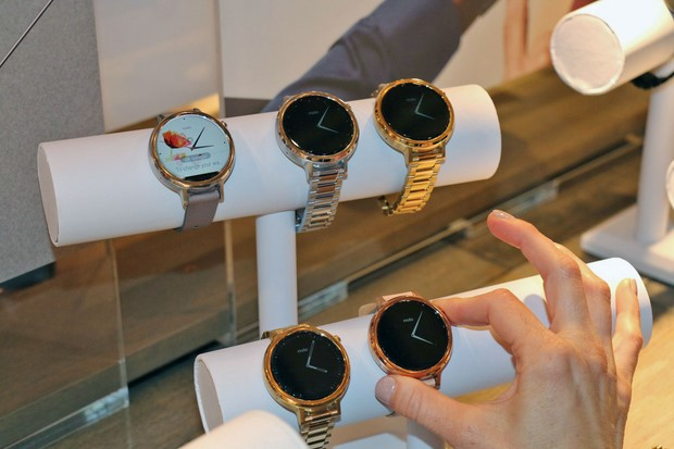 Moto 360 Ladies Watches