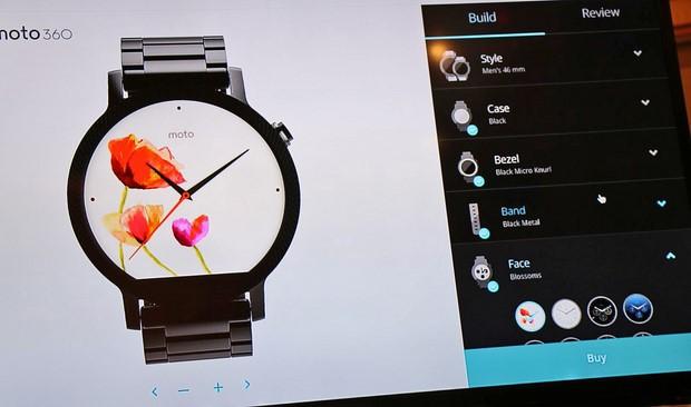 Moto Maker App