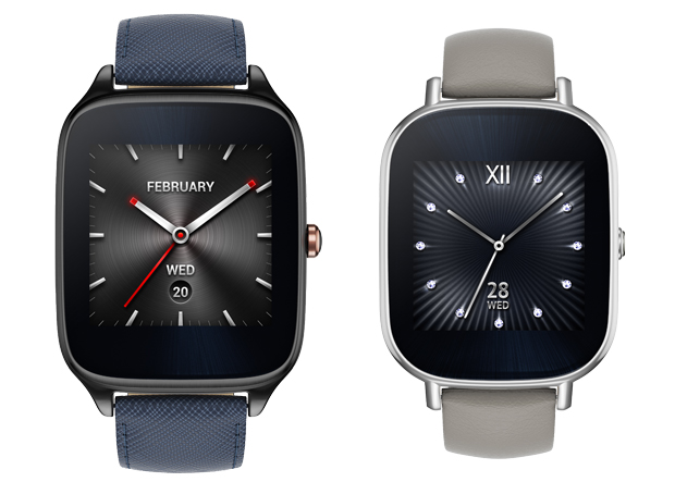 ASUS ZenWatch 2 2 sizes
