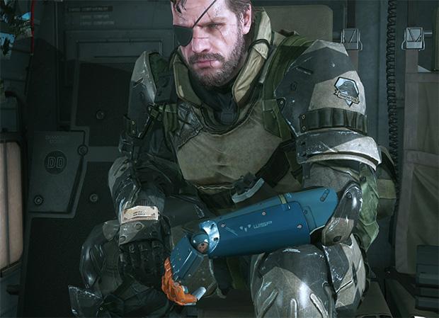 Metal Gear Solid V: The Phatom Pain Screenshot