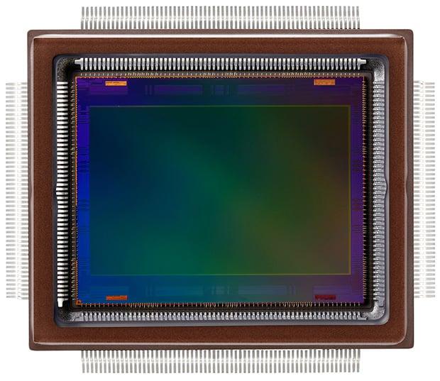 Canon 250MP CMOS Sensor