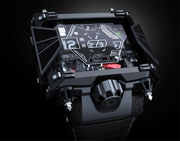 Devon Works Star Wars Watch