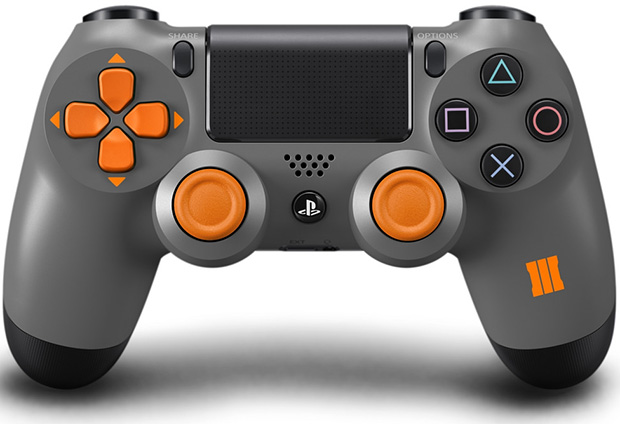 PlayStation 4 Controller Black Ops III