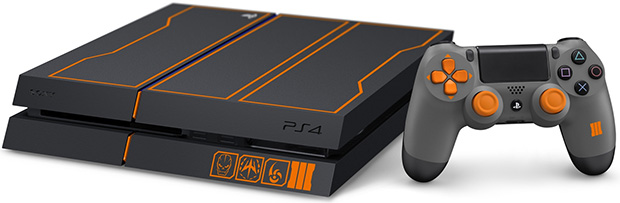 Sony PlayStation 4 Black Ops III