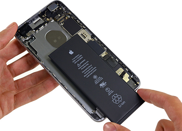 How To Replace Battery For Iphone  Plus