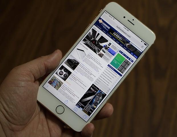 Apple iPhone 6s Plus HotHardware