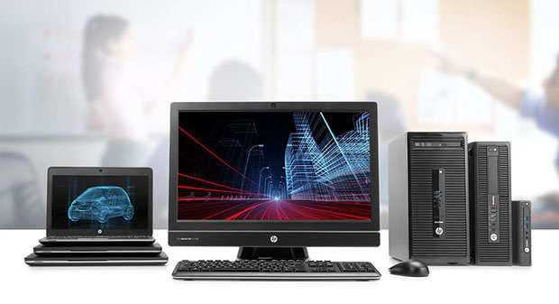 HP AMD PRO Notebooks And Desktops