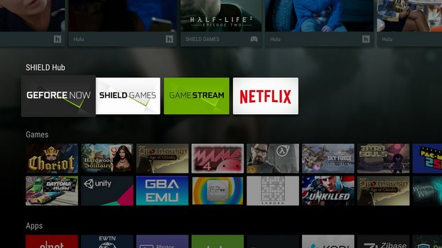 GFN SHIELD Android TV