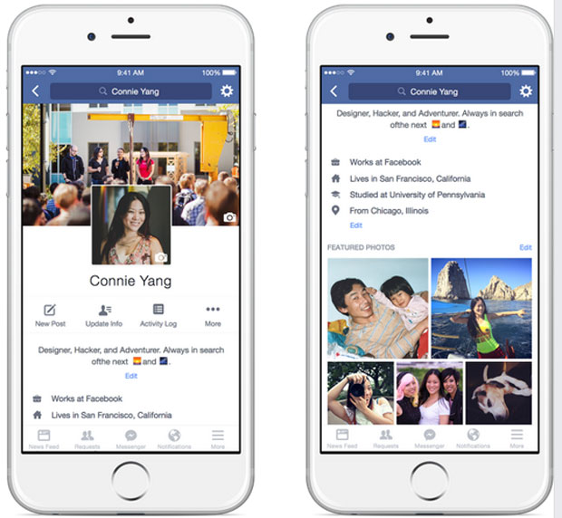Facebook Allows Users To Upload 7-Second Video Profile