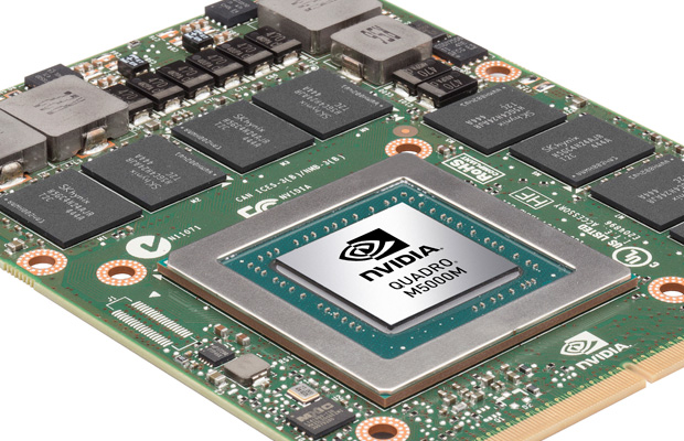 NVIDIA Supercharges Mobile Workstations With New High Octane Maxwell ...