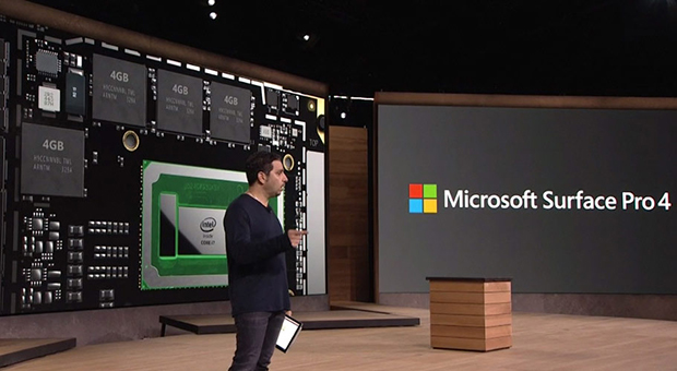 Panos Surface Pro 4 Specs